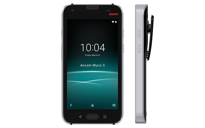 Hét Smart Device voor in de zorg: Ascom MyCo3 Smart Device