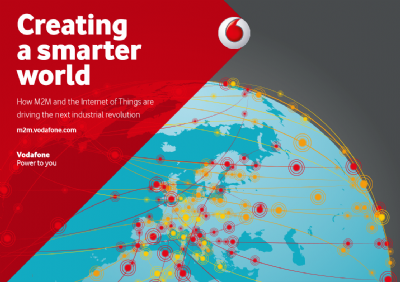 Vodafone Internet of Things brochure-