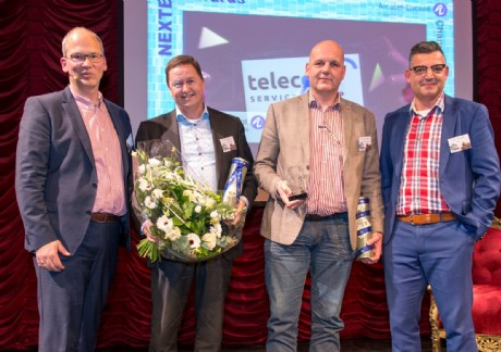 Alcatel-Lucent Enterprise Champion Award 2016